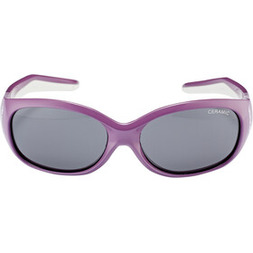 Alpina Flexxy Kids Glasses Kids purple flower